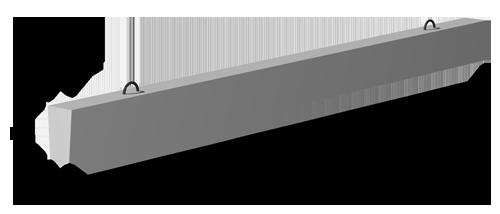 Фундаментные балки для стен производственных зданий ИИ-04Н-10