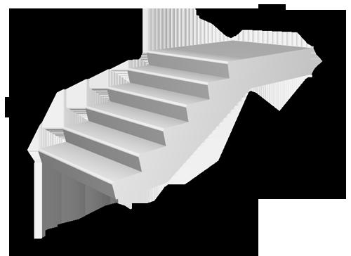 Лестницы, лестничные марши, площадки и ступени.