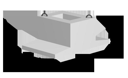 Фундамент под забор