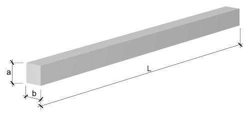 Колонны одноэтажных промышленных зданий с бескрановыми пролетами